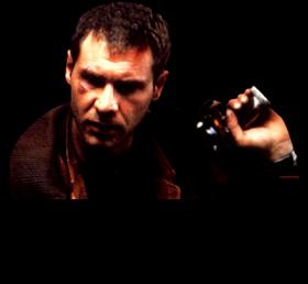 Blade Runner Rick Deckard Wwjd S-3XL Shirt