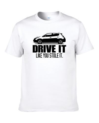 Drive It 2011 Nissan Leaf Car T Shirt