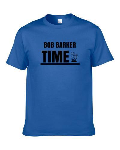 Bob Barker Time Television Hall Of Fame tshirt for men