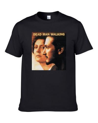 Dead Man Walking 90s Retro Movie Fan Poster Fan Shirt