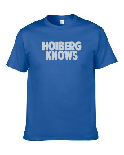 Fred Hoiberg Knows Minnesota Basketball Player Funny Sports Fan T-Shirt