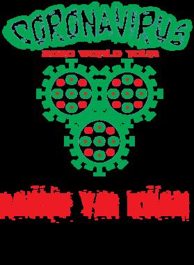 Coronavirus 2020 World Tour Rahim Yar Khan S-3XL Shirt