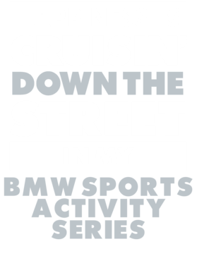Happiness Is Cruisin Down The Street In My Bmw Sports Activity Series Car T Shirt