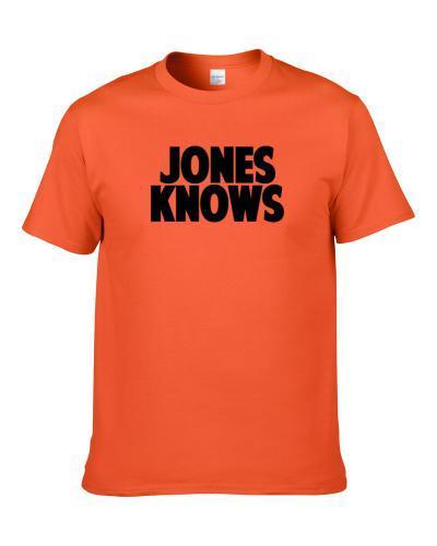 Marvin Jones Knows Cincinnati Football Player Sports Fan S-3XL Shirt