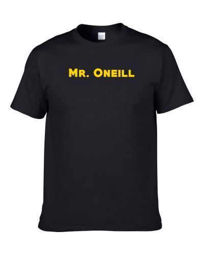 Mr. Mister Last Name Surname Oneill tshirt for men