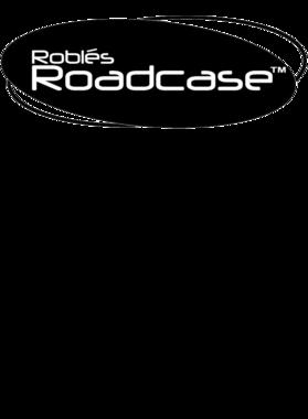 Robles Roadcase Logo  S-3XL Shirt