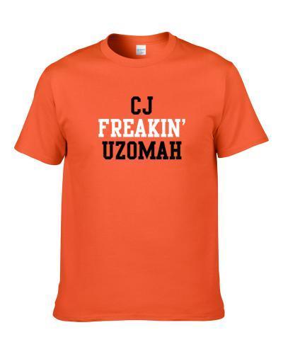 Cj Freakin' Uzomah Cincinnati Football Player Cool Fan S-3XL Shirt