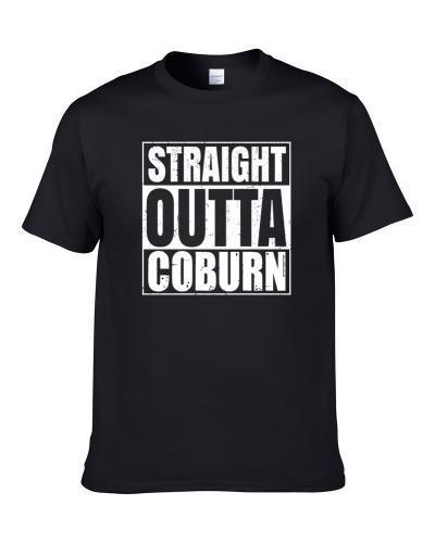 Street Name Neighbourhood Parody Men T Shirt