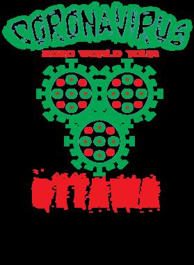 Coronavirus 2020 World Tour Ottawa S-3XL Shirt