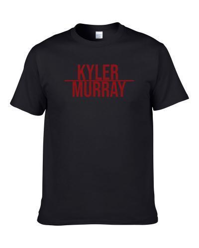 Kyler Murray Arizona Cardinals Quarterback Fan S-3XL Shirt