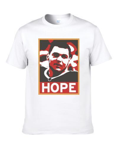 Mike Evans Tampa Bay Draft Pick Football Hope tshirt for men