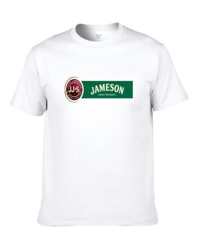 John Jameson Irish Whiskey Logo S-3XL Shirt