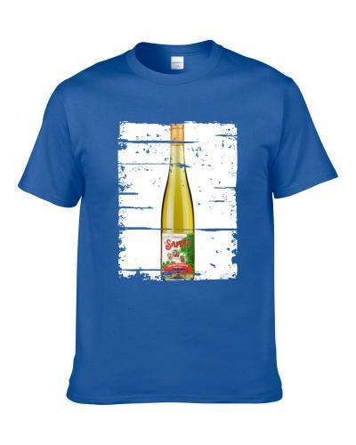 Deniset Klainguer Grande Liqueur de Sapins Worn Look Fun Gift S-3XL Shirt