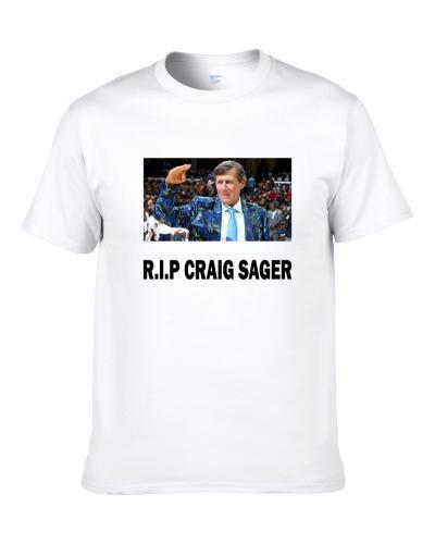 Craig Sager Men T Shirt