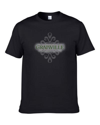 Granville Los Angeles Restaurant Men T Shirt