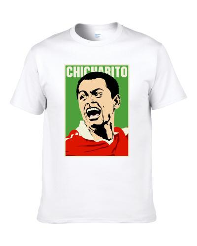 Javier Chicharito Hernandez Mexico S-3XL Shirt
