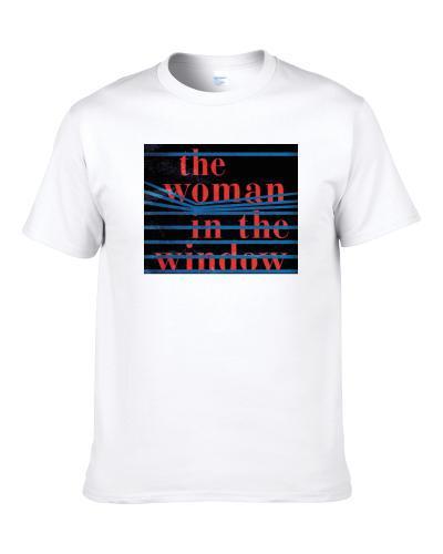 The Woman In The Window A J Finn Shirt