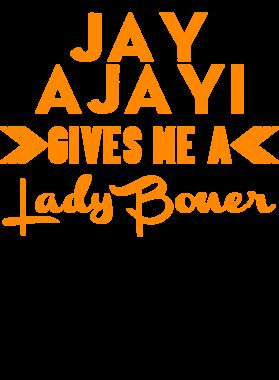 Jay Ajayi Gives Me A Lady Boner Miami Football Player Fan T Shirt