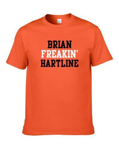 Brian Freakin' Hartline Cleveland Football Player Cool Fan S-3XL Shirt
