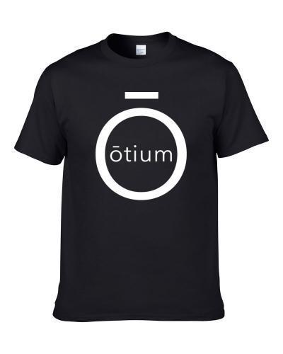 Otium Los Angeles Restaurant Men T Shirt