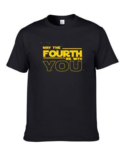 May The Fourth Be With You Star Wars Shirt