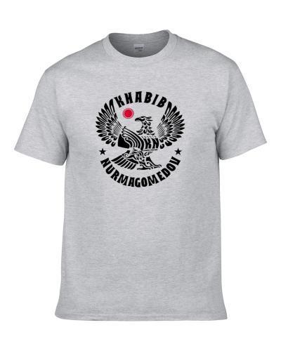 Khabib Nurmagomedov Ufc Fighter Logo Fan T Shirt