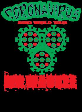 Coronavirus 2020 World Tour Milwaukee S-3XL Shirt