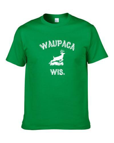 Stranger Things Waupaca Wis TV Show Fan Shirt For Men