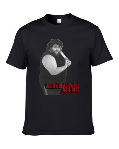Jerry Blackwell Wrestling Memorial Fan Shirt