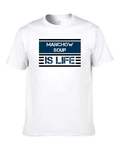 Manchow Soup Is Life Cool Favorite Food Retro tshirt