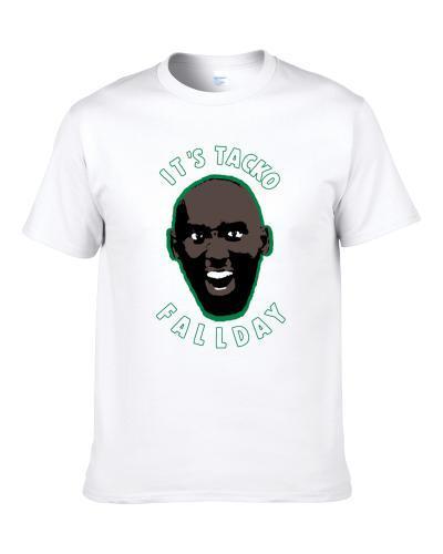 It's Tacko Fall Day Boston Basketball Fans Men T Shirt