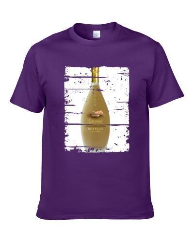 Bottega Caramel Worn Look Fun Gift Men T Shirt