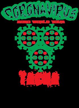 Coronavirus 2020 World Tour Tacna S-3XL Shirt