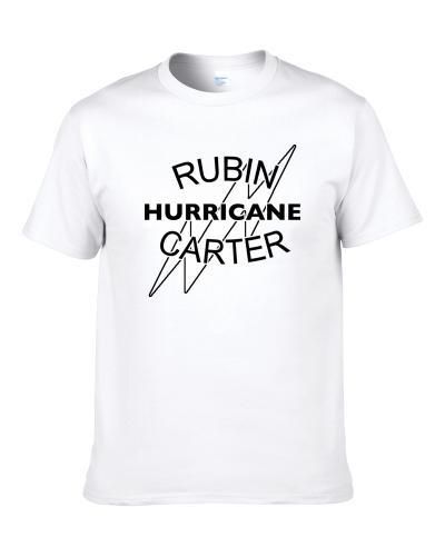 Rubin Hurricane Carter Boxing Champ S-3XL Shirt