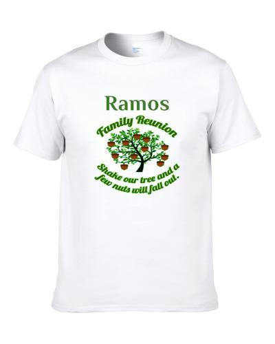 Ramos Family Reunion Shake Our Tree S-3XL Shirt