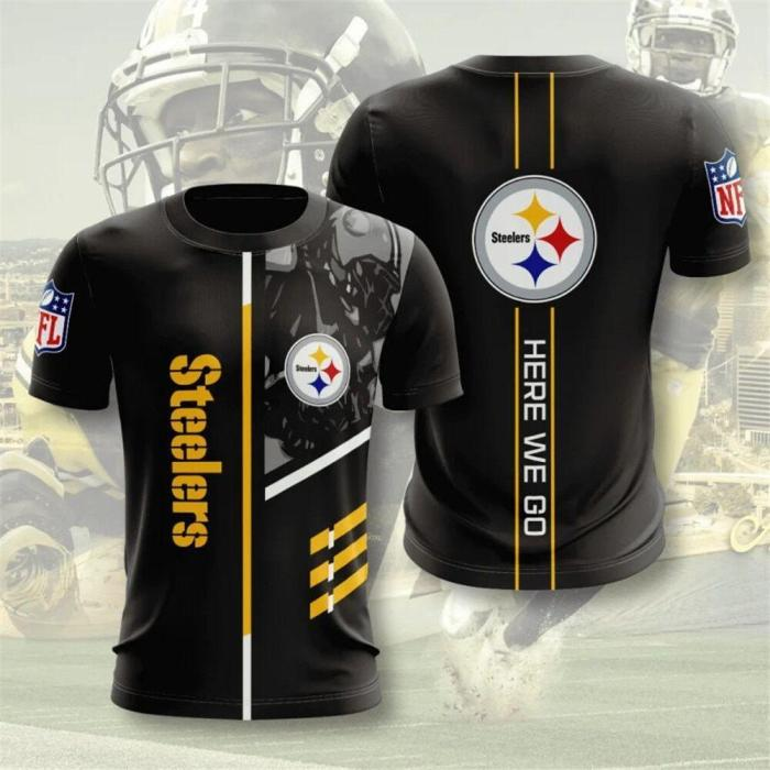 Pittsburgh Steelers Football Jersey (#A40)