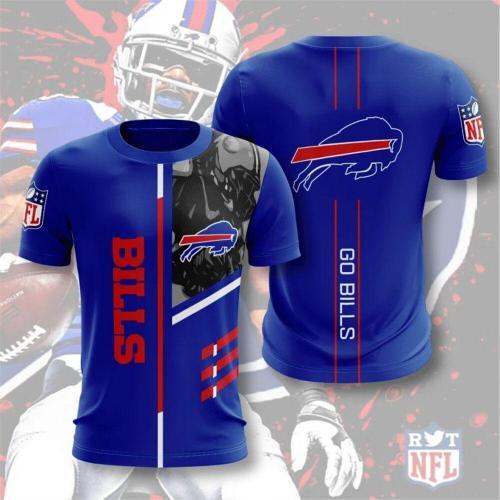 Buffalo Bills Football Jersey (#A57)