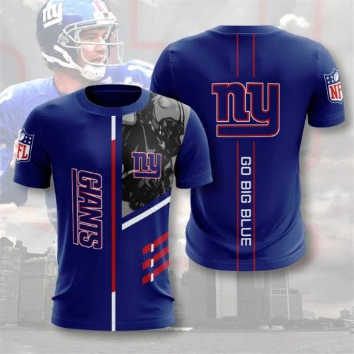 New York Giants Football Jersey (#A42)