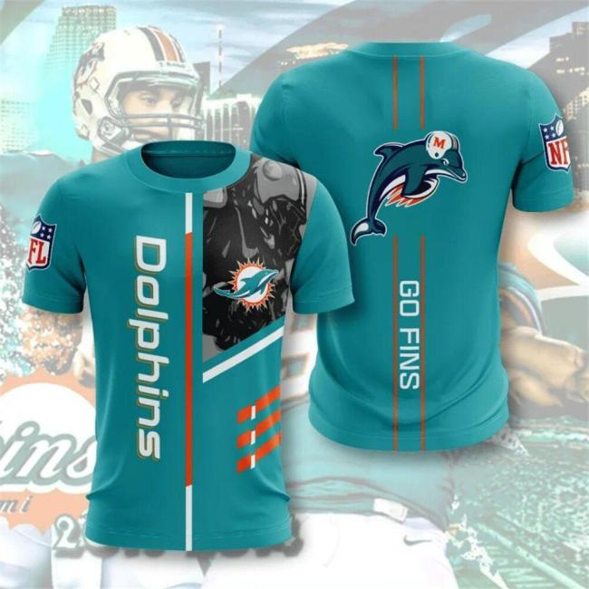Miami Dolphins Football Jersey (#A58)