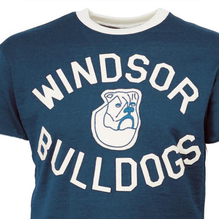 Windsor Bulldogs Hockey T-shirt(#539)