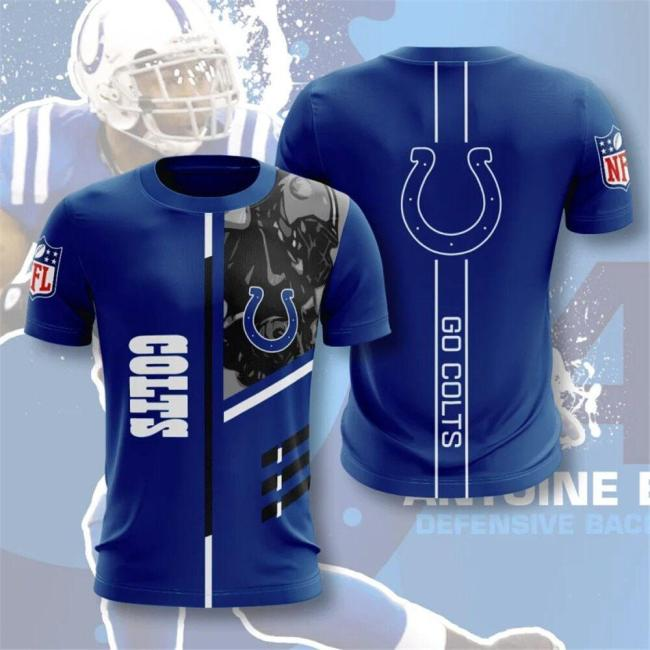 Indianapolis Colts Football Jersey (#A63)