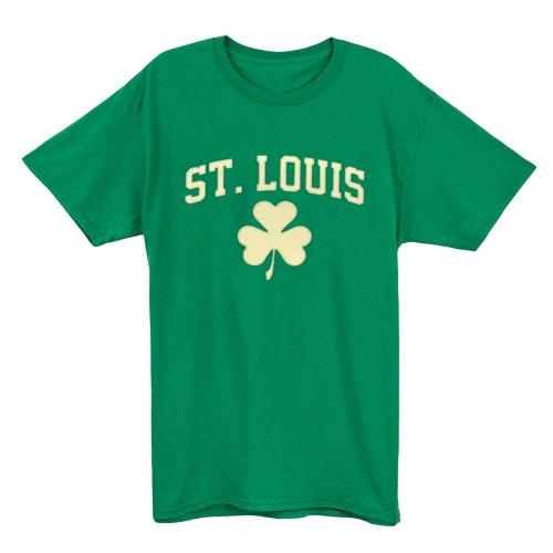 St. Louis Shamrocks Vintage Soccer T-shirt-#739