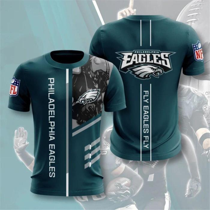 Philadelphia Eagles Football Jersey (#A45)
