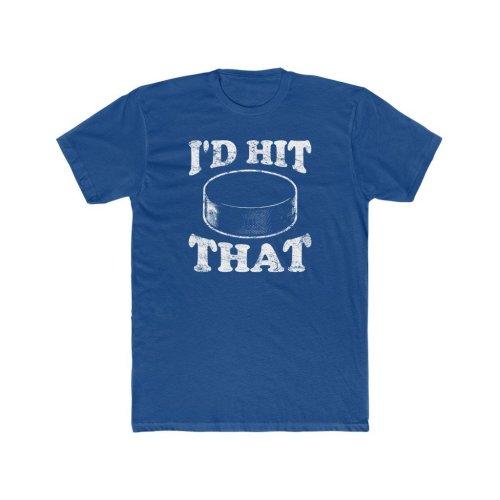 I'd Hit That Hockey #K12