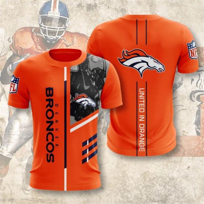 Denver Broncos Football Jersey (#A65)