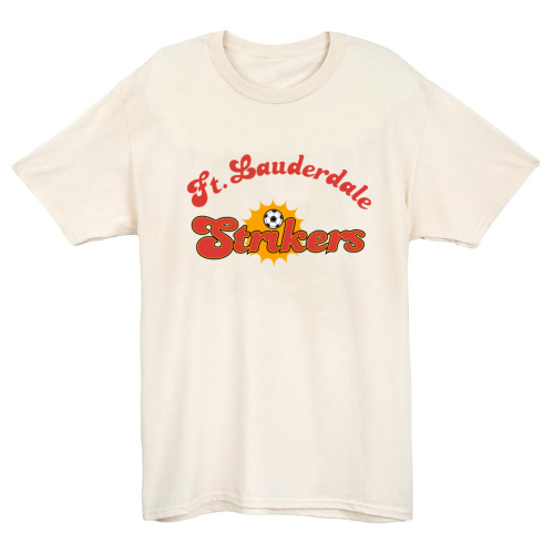 Ft Lauderdale Strikers 1977 T-Shirt-#864