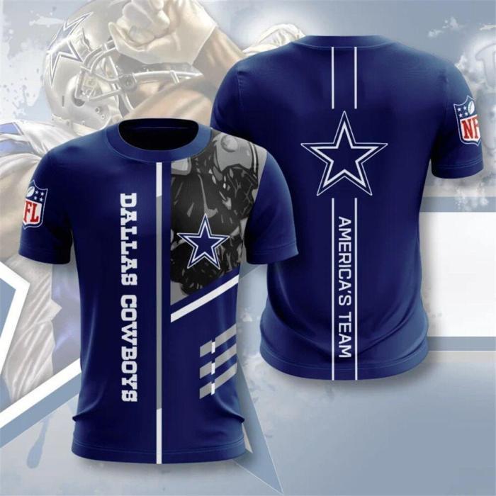 Dallas Cowboys Football Jersey (#A41)