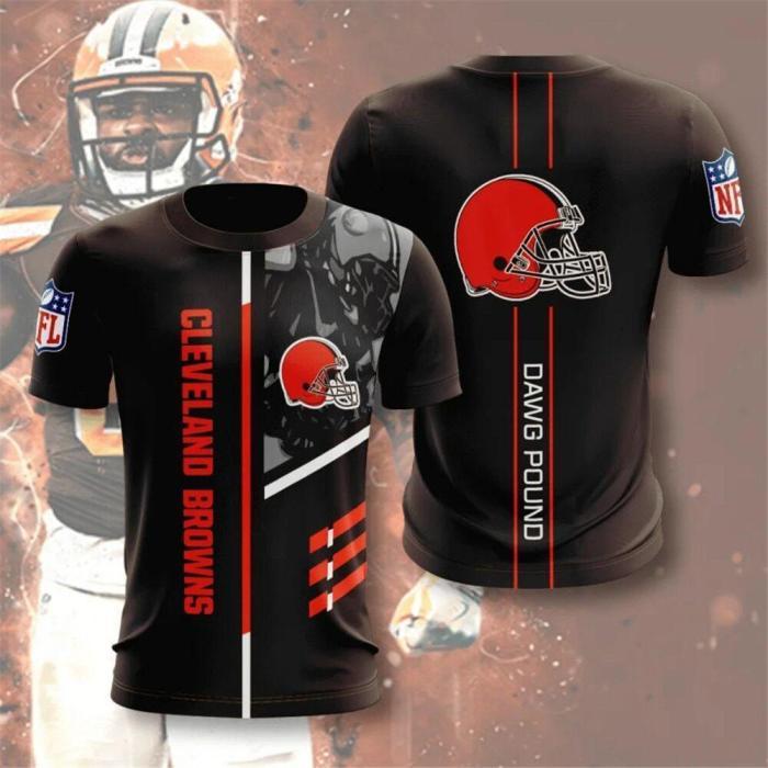 Cleveland Browns Football Jersey (#A71)