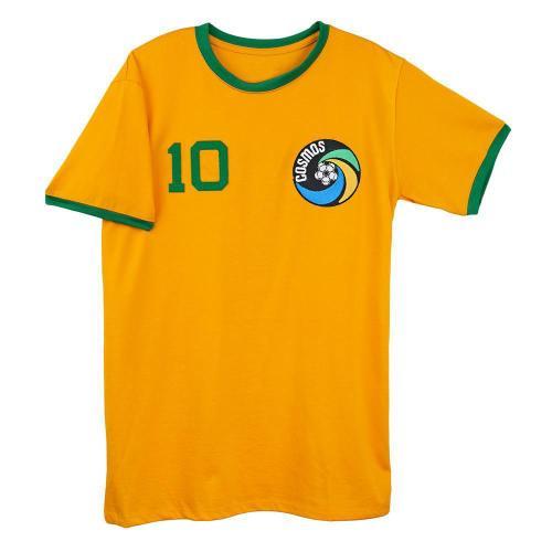 New York Cosmos 1976 Soccer Jersey (#831)