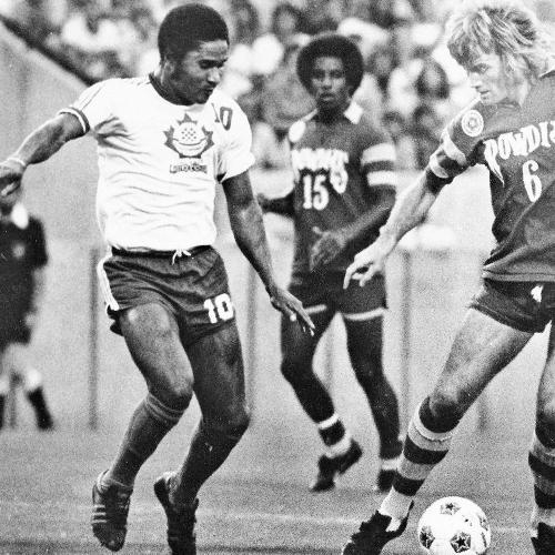 Toronto-Metros Croatia 1975 Soccer T-shirt(#C76)